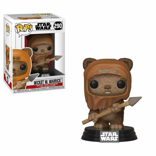 Funko Star Wars Wicket W. Warrick