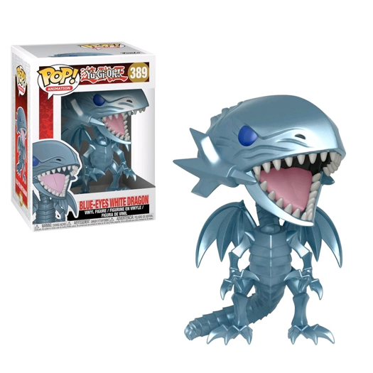 Funko White Dragon