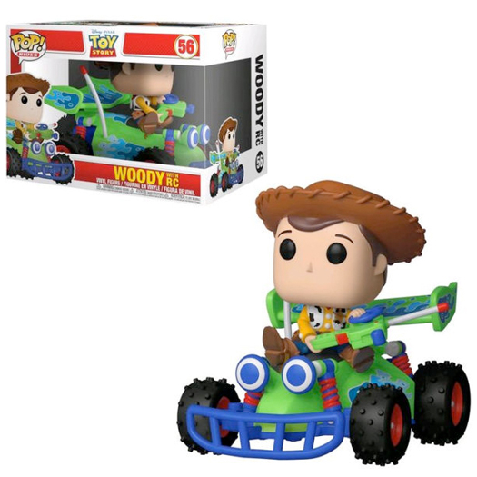 Funko Woody With RC