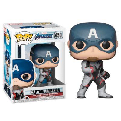 Funko Avengers Endgame CPT America