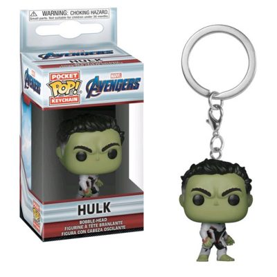 Funko Avengers Endgame Keychain Hulk