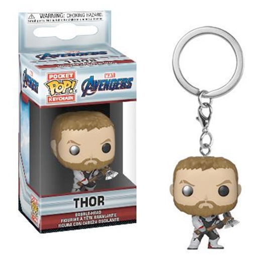 Pocket Pop! Keychain: Avengers Endgame – Thor