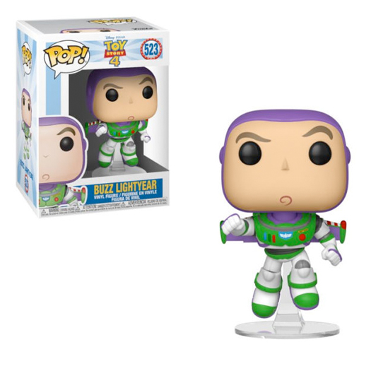 Funko Buzz Lightyear 4
