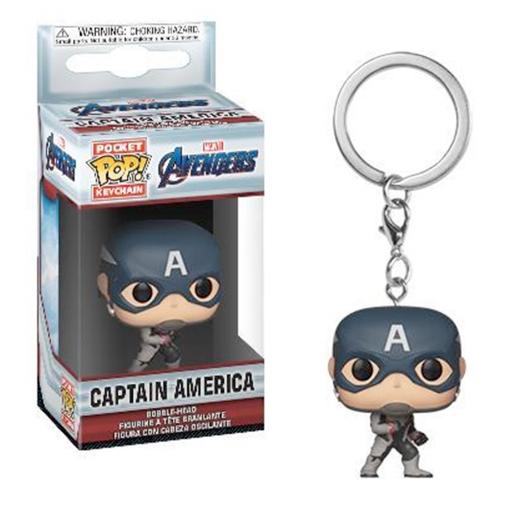 Pocket Pop! Keychain: Avengers Endgame – Captain America