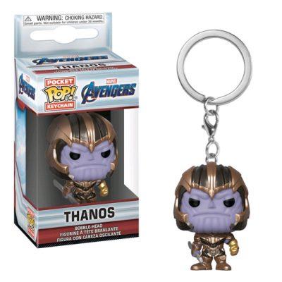Funko Keychain Thanos Avengers Endgame