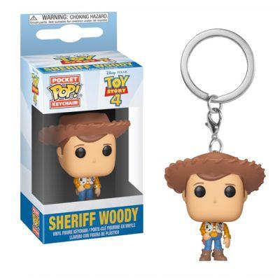 Funko Keychain Woody6