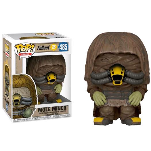 Funko Mole Miner