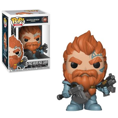 Funko Warhammer space wolves pack leader