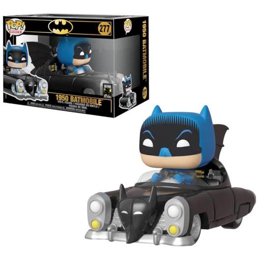 Funko Batman Batmobile