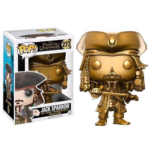 Funko Jack Sparrow Gold