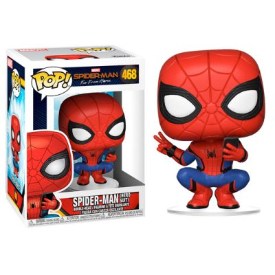 Funko Spiderman Hero Suit