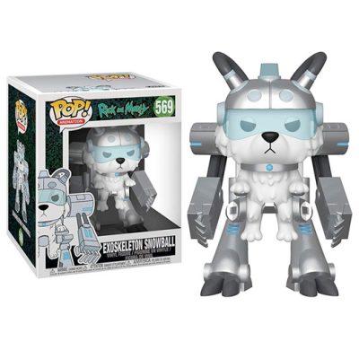 Funko Exoskeleton Snowball