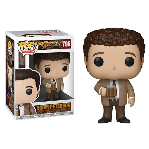 Funko Pop! Television: Cheers – Norm Peterson