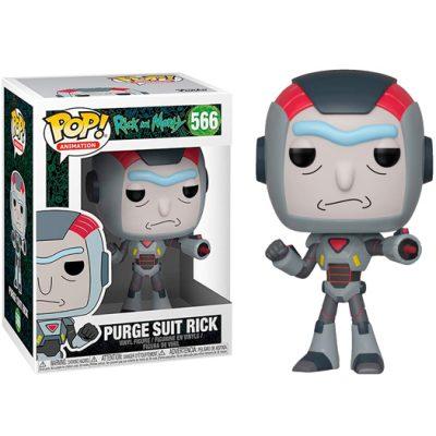 Funko Purge Suit Rick