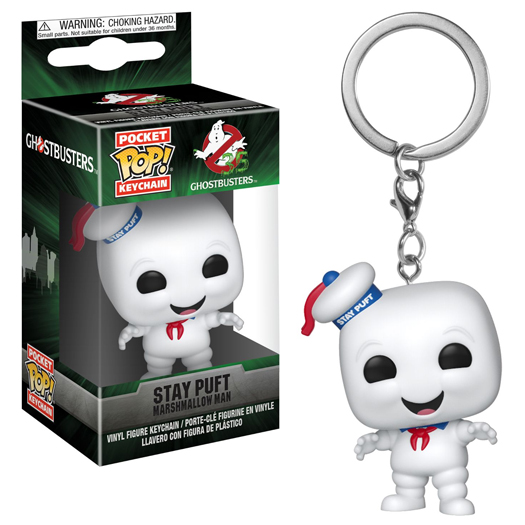 Pocket Pop! Keychain: Ghostbusters – Stay Puft