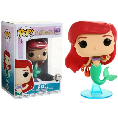 Funko Ariel With Bag