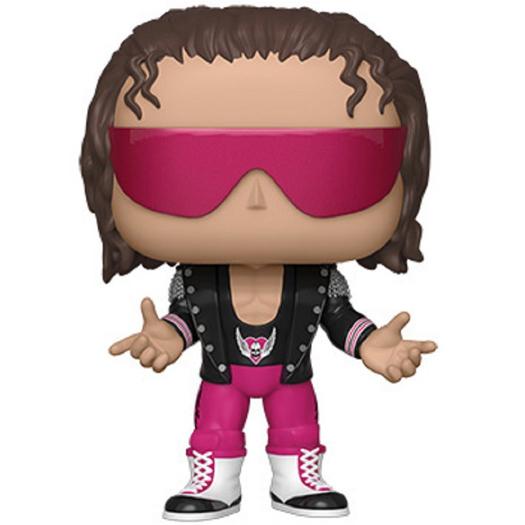 Funko Pop! Wrestling: WWE – Bret Hart