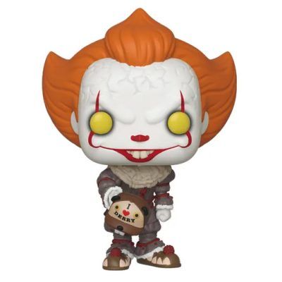 Pennywise with beaver hat