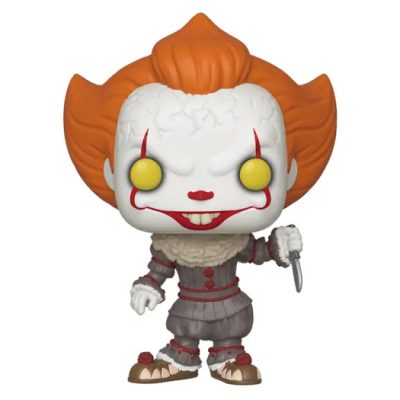 Pennywise with blade