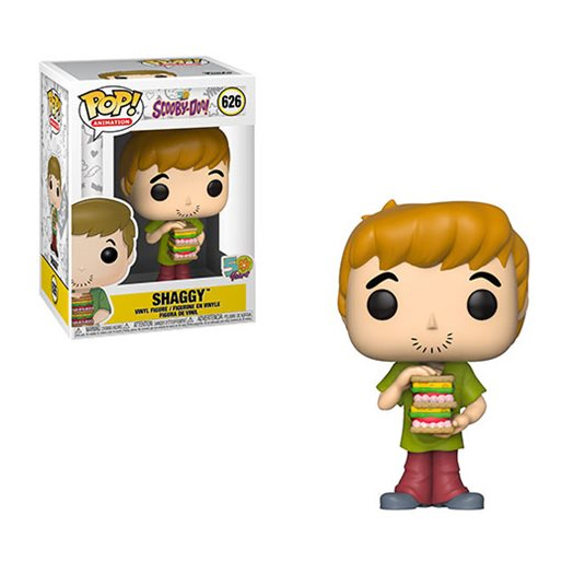 Funko Pop! Television: Scooby-Doo – Shaggy With Sandwich
