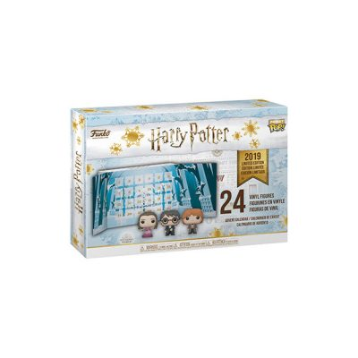 funko pop advent calendar harry potter main