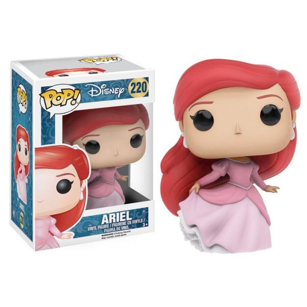 Funko Pop! Disney: The Little Mermaid – Ariel
