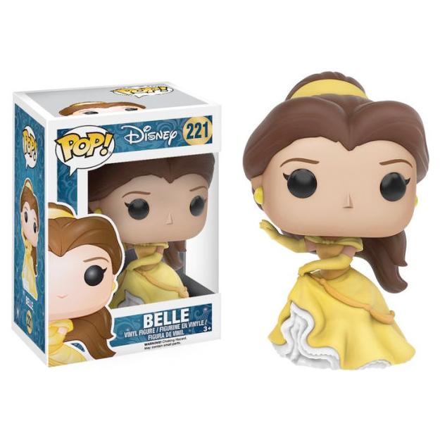 Funko Pop! Disney: Beauty & The Beast – Belle
