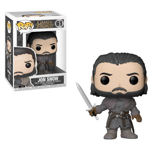 Funko Pop! Television: Game of Thrones – Jon Snow (Beyond the Wall)