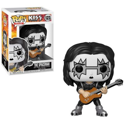 spaceman kiss funko pop