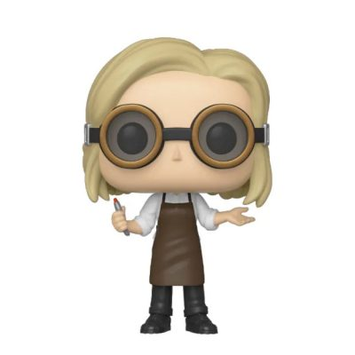 13th doctor who funko pop