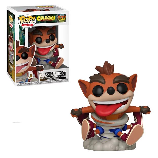 Funko Pop! Games: Crash Bandicoot – Crash Bandicoot