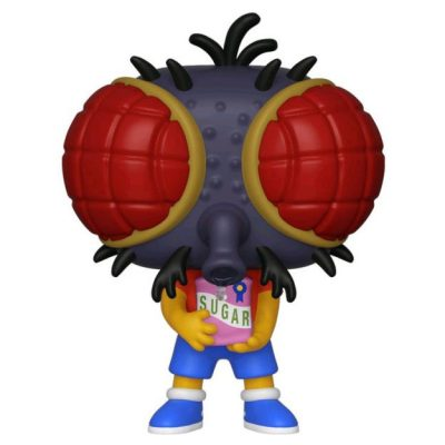 fly boy bart simpsons treehouse horror