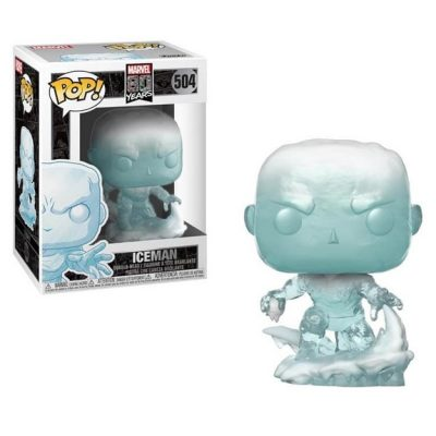 iceman marvel funko pop