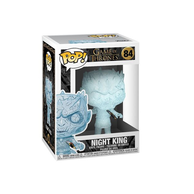 Funko Pop! Television: Game of Thrones – Night King (Crystal)