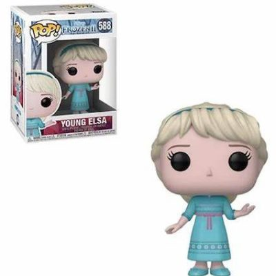 FROZEN II Young Elsa
