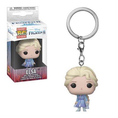Frozen II Elsa Keychain