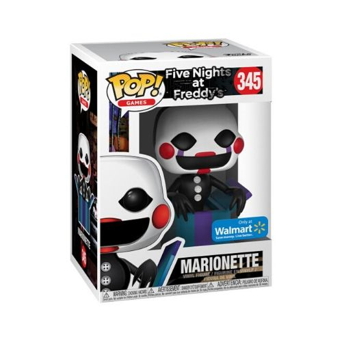 Funko Pop! Games: Five Nights at Freddy's – Marionette (Exclusive)