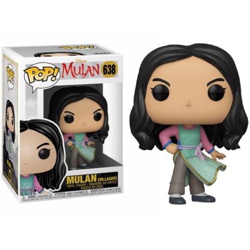 Funko Pop! Disney: Mulan – Mulan (Villager)