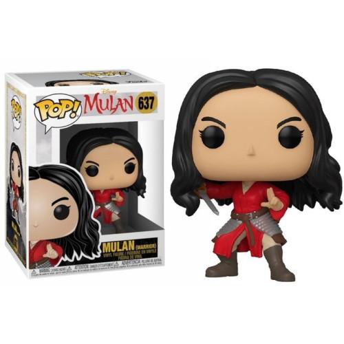 Funko Pop! Disney: Mulan – Mulan (Warrior)