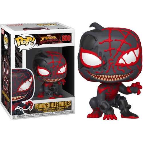 Funko Pop! Marvel: Spider-Man Maximum Venom – Venomized Miles Morales