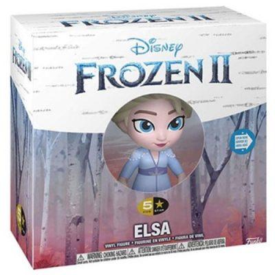 elsa frozen 2 funko 5 star