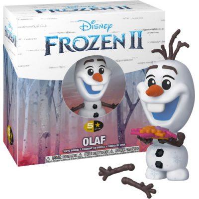 olaf frozen 2 funko 5 star